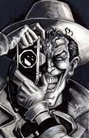 Batman The Killing Joke 7-14-2013 by myconius