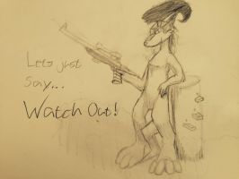 Do be warned... 30DDC by Axelvolf