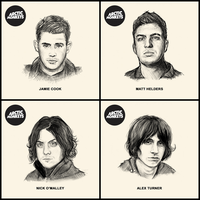 Arctic Monkeys SIAS by kaio89