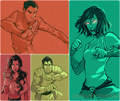 Team Avatar by Gretlusky