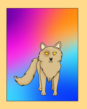New OC: Miles by MagicalWolfpower