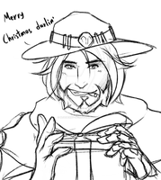 Jesse McCree by blueberry-jam1