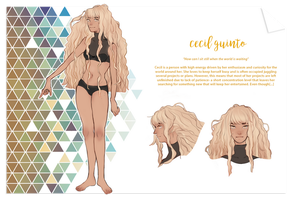 AG: Cecil Guinto by noobhime