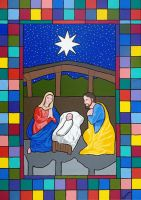 THE NATIVITY by wwwEAMONREILLYdotCOM