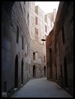 the alley by spudfx