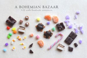 The Candy Shoppe! by TheMiniatureBazaar