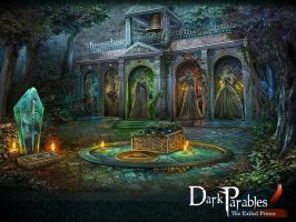 Wallpaper Dark Parables The Exiled Prince by LunaNegra1949