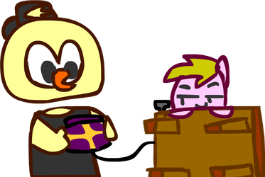 Happy birthday Gold94Chica! by Muffinberries