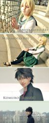 High School Of The Dead Cosplay(2012) Part1 by Kiki-Neverland