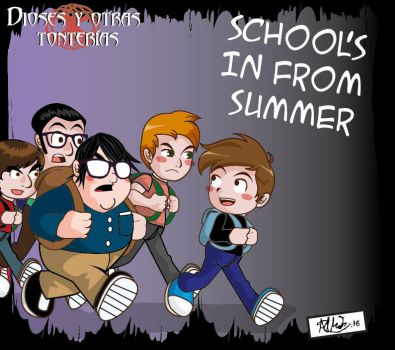 School's In from Summer-01 by Zeentury