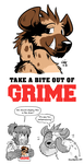 Take a Bite Out of Grime by raizy