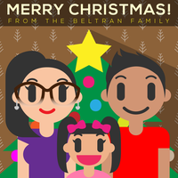 Merry Christmas 2016 by ambdesignsph