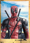 Deadpool by KMArts