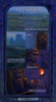 Sionnach Abu: Chapter 1, Page 3 by Meorow