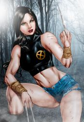 X 23 Forest By Ed Benes by tony058