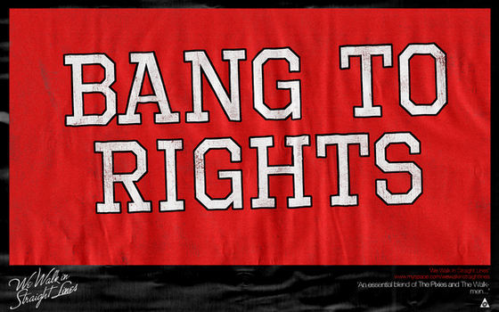 Bang To Rights II by pepperberetta