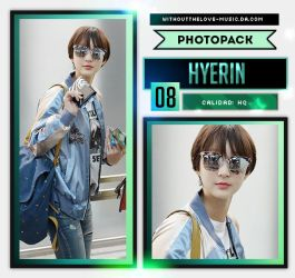 Hyerin #1 (EXID) |PHOTOPACK| by WithoutTheLove-Music