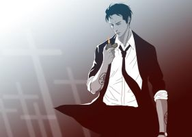 Constantine by doubleleaf