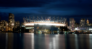 BC Place Stadium by Sunhillow