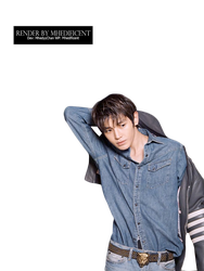 [render #82] NCT Taeyong PNG by MhedyyChan