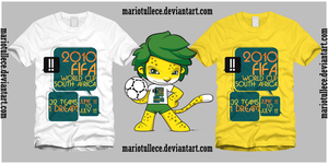 FIFA WC Shirt by mariotullece