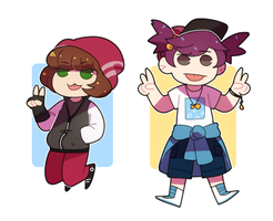 [PG] - WRT Switch Clothes by k030