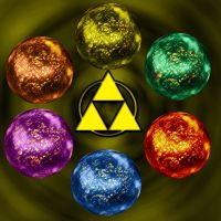 My version of Oot Medallions by Supersonic-Warrior