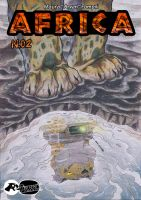 Africa Chapter 2 Cover by ARVEN92