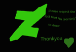 Please respect learner deviants stamp by 13thefreerunner