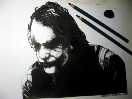 Joker by Finihous