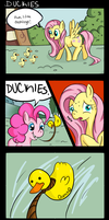 DUCKIES by LilMissWaffles
