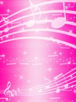 FREE:Magenta Music Background by Magical-Mama