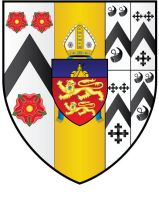Brasenose College Oxford Coat Of Arms by ChevronTango