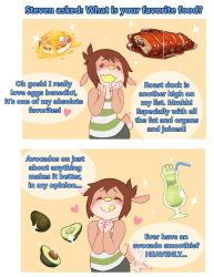 Fav Foods by ground-lion