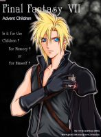 Cloud-FFVII Advent Children by pitykess