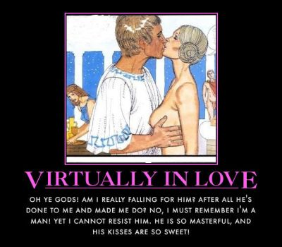 Virtually in love by p-l-richards