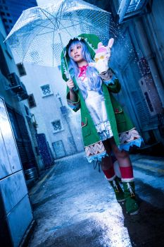 Date A Live - Yoshino II by baby-ruby