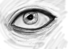 Eye Practice by WhatTheFlup