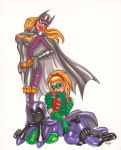Stephanie Brown times Trois by EricaHesse