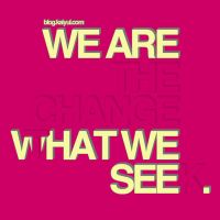 we are what we see . by kaiyul