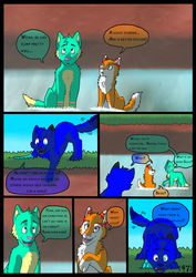 World of Wolves Page 47 by Sooty123
