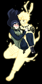 Naruhina: you save me again by malengil