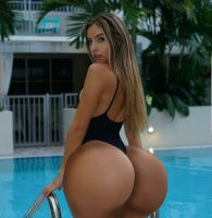 Poolside Booty  by OfficalBootyMaster