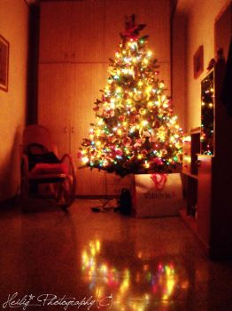 Christmas Tree by Beichte-TH