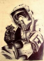 Scout trooper by ripley23