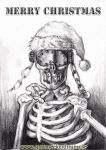 Megadeth Christmas Card Contest 2014 by SpoonSeeker