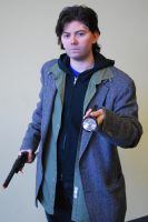 Alan Wake Cosplay 3 by scythequeen