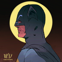 RIP Adam West by foxcrusade