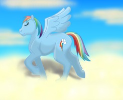How I Draw Ponies: Rainbow Dash (request) download by horse14t