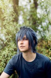 Noctis- On the Hunt by twinfools
